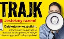 Apel lubińskich nauczycieli